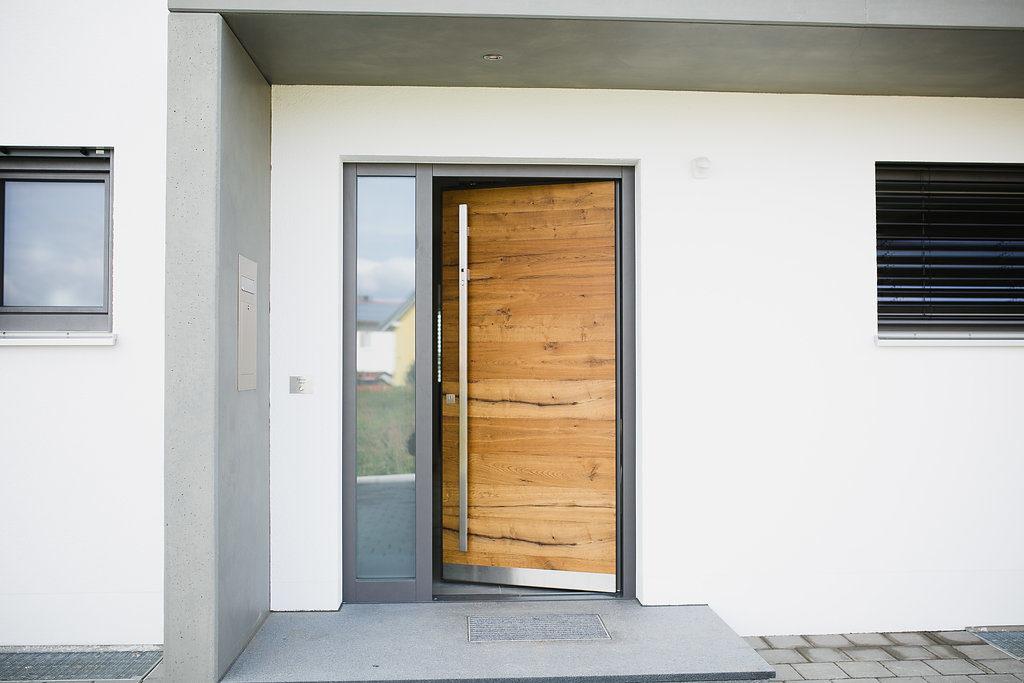 Haustüren und Innentüren - Schreinerei Häckl
